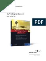 SAP Enterprise Support Book Intro