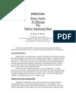 Redbird Flutes Guide