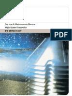 PX 95 Service Manual