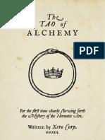 The Tao of Alchemy.