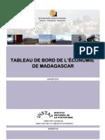 TABLEAU DE BORD DE L'ÉCONOMIE DE MADAGASCAR (Janvier 2012)