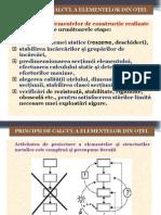 CAP. 6-PRINCIPII DE CALCUL ALE ELEMENTELOR DIN O+óEL