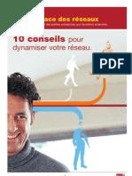 10 Conseils Pour Dynamiser Votre Reseau