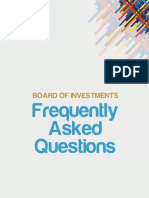 FAQs - Board of Investments