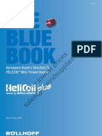 Bollhoff HeliCoil Aerospace Blue Book
