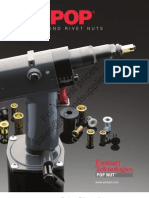 Emhart POP Blind Rivet Nuts - USA Catalogue
