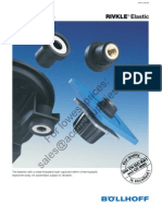 Bollhoff Rivkle Elastic - Blind Rivet Nuts for Vibration Damping