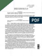 MOOC Bill Amended (CA SB 520 April-May 2013)