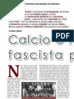 Paolo Sidoni - Calcio e moschetto, fascista perfetto...