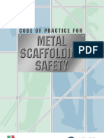Metal Scaffolding Safety - Mss