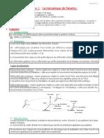 Chapitre 1 2011 - 2012 La Mecanique de Newton