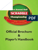 23rd Annual Gulf Scrabble Championships