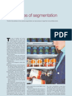 Six Degrees of Segmentation