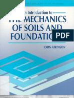 Theoritica of Soil Mechanaics