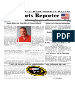 May 22 - 28, 2013 Sports Reporter