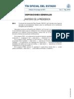 Corrección de errores del RD 235/2013 certificación de la eficiencia energética de los edificios