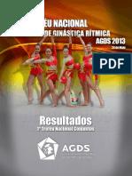 AGDS-Caderno de Resultados-Trofeu Conjuntos 2013