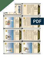 Warhammer Quest [Cards