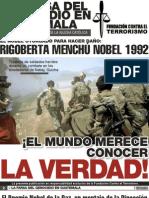 La Farsa Del Genocidio en Guatemala.capitulo 3.