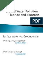 Ground Water Pollution