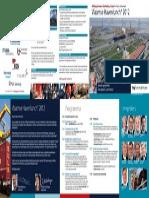 Brochure Vlaamse Havenlunch 2012