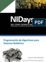 Desarrollo de Sistemas Roboticos