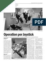 Operation Per Joystick
