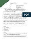 Petition No. 12-7747 to Gov Scott-AG Bondi, May-24-2013