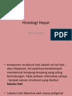 Histologi Hepar