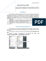 Microsoft Access 2007 Ro