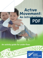 Active Movement - An Introduction