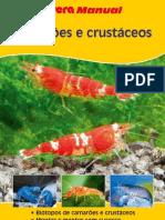 Camaroes e Crustaceos Aquario