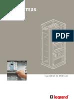 Documentacion Tecnica Cuaderno de Montaje Las Formas XL3 Legrand