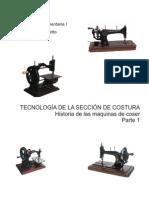 1- Tecnologia Del Sector Costura 1 Historia