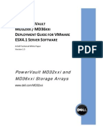 VMware ESX 4.1 - MD3220i Deployment Guide