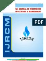 Ijrcm 2 Cvol 2 Issue 10 Art 12
