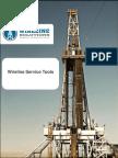 Wireline Service Tools