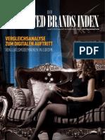 iCrossing | Der Connected Brands Index - Luxusmodemarken in Europa