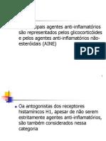 Antiinflamatorios Nao Esteroidais