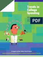 Trends in Spending-report