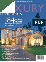 Luxury Home Design 184 House Plans