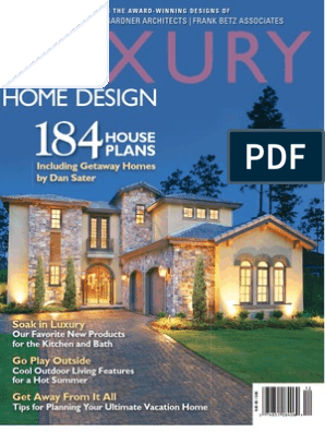 Luxury Home Design 184 House Plans | Water Heating | Sink