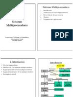 Sistemas Multiprocesadores 2004-2005.doc