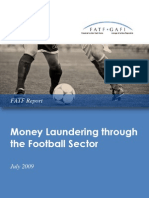 ML Through the Football Sector