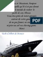 Yacht d'Albert de Monaco.pps