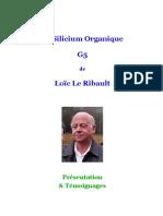Le Silicium Organique G5 de Lo$C3$AFc Le Ribault.pdf