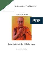 Die 37 Praktiken Eines Bodhisattvas - Tenzin Gyatso, Dalai Lama