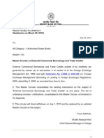 12EC010712EF - External Commercial Borrowings and Trade Credits