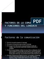 factoresdelacomunicacinyfuncionesdellenguaje-120209142105-phpapp01