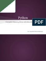 Clase1- Intro Python